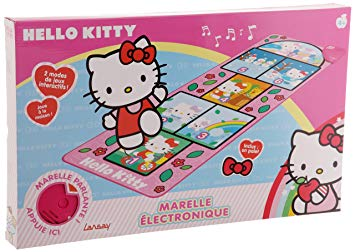 marelle hello kitty
