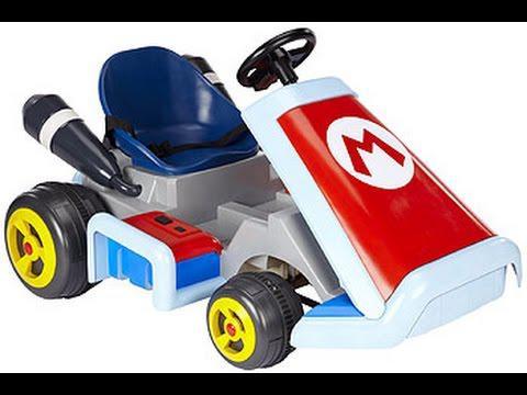 mario kart voiture