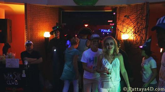 mask club
