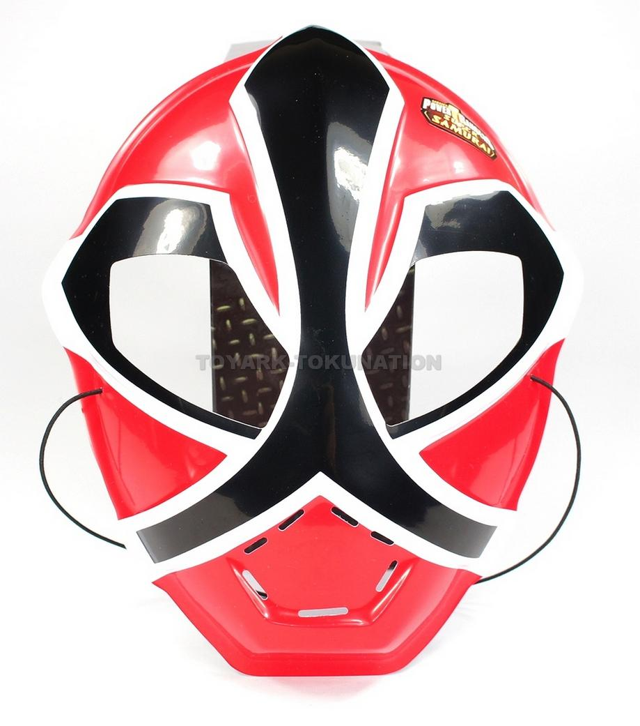 masque de power rangers samurai