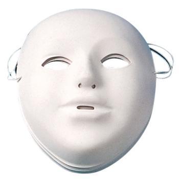 masque en plastique