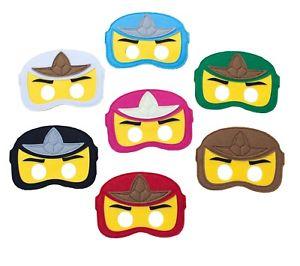 masque ninjago