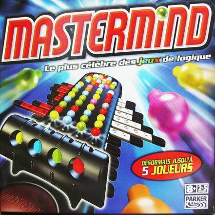 mastermind jeu