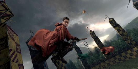 match de quidditch