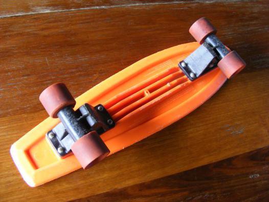 mattel skateboard