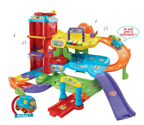 maxi garage educatif vtech