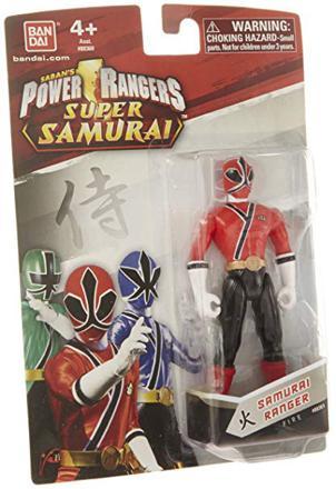 mechant power ranger samurai
