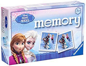 memory reine des neiges