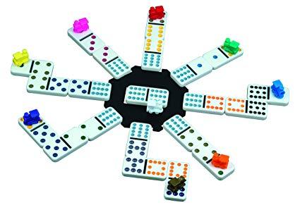 mexican dominos train