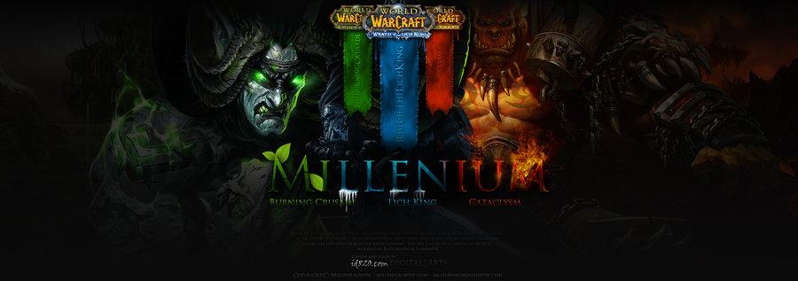 millenium wow
