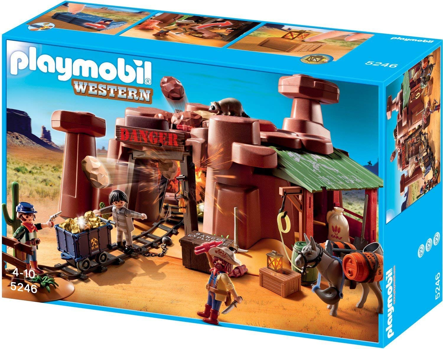 mine playmobil