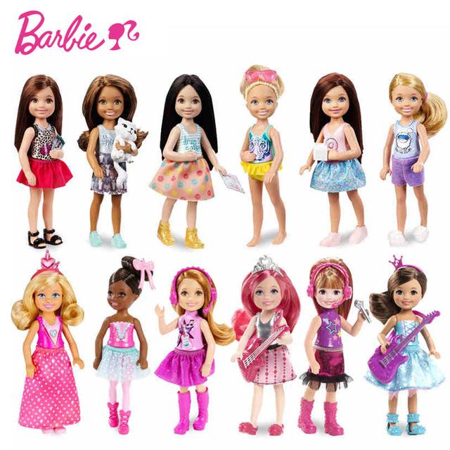 mini barbie jouet