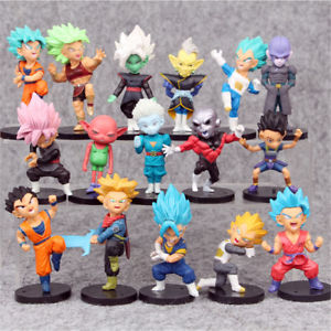 mini figurine dragon ball z
