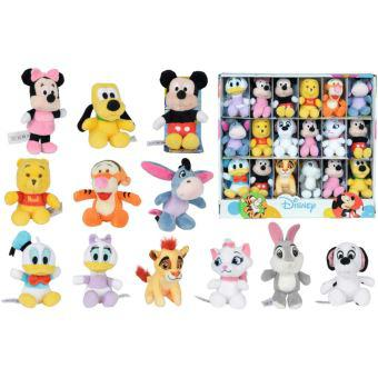mini peluche disney