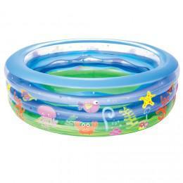 mini piscine gonflable