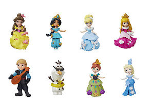 mini princesse disney hasbro