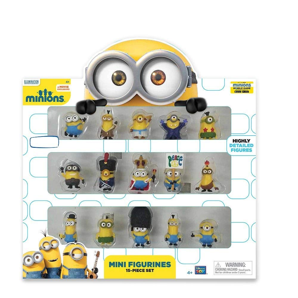 minion figurine