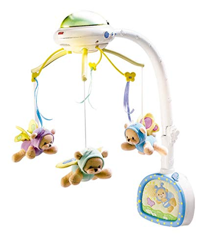 mobile fisher price doux reves papillon