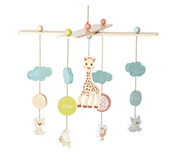 mobile musical sophie la girafe