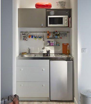 modele de kitchenette