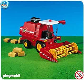 moissonneuse playmobil