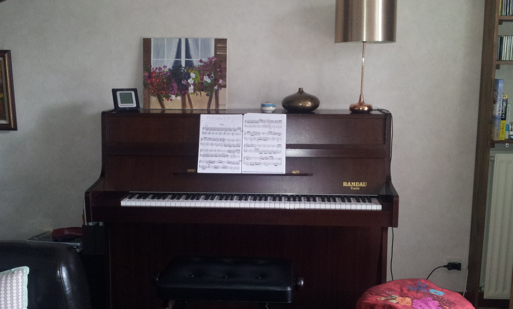 mon piano