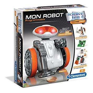 mon robot clementoni