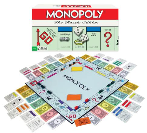 monopoly clasic