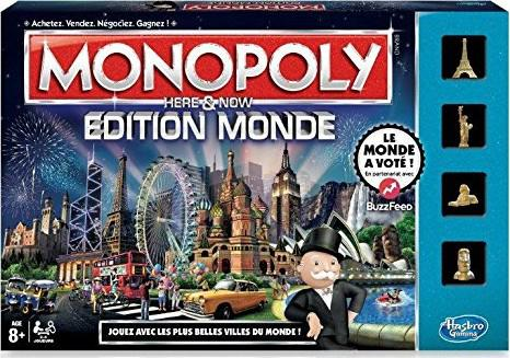monopoly du monde