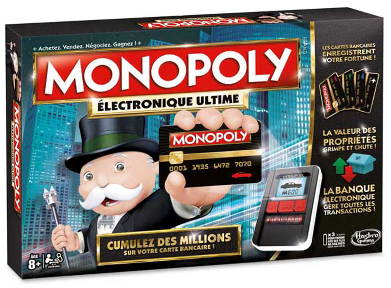 monopoly electronique regle