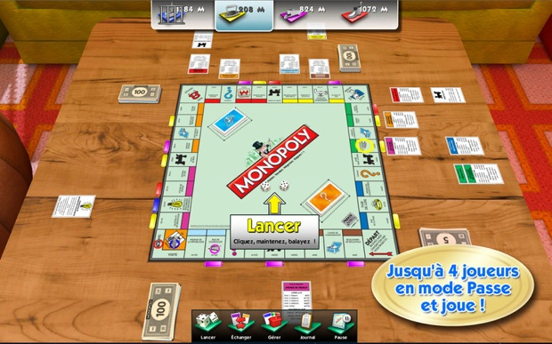 monopoly jouer
