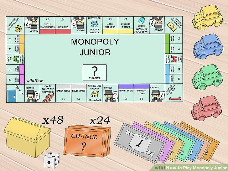 monopoly junior gratuit