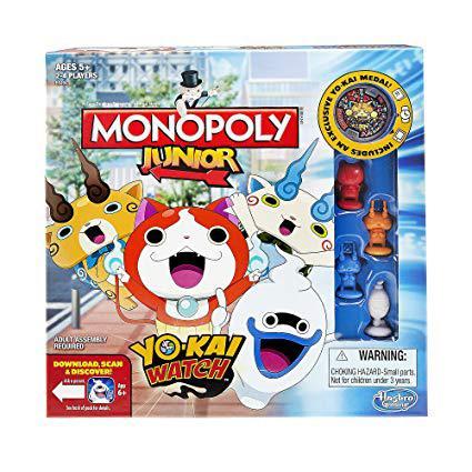 monopoly yokai