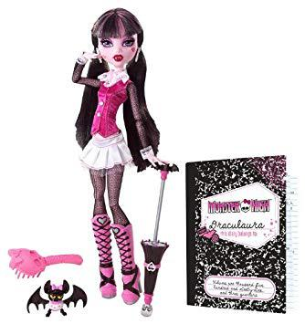 monster high poupeé draculaura