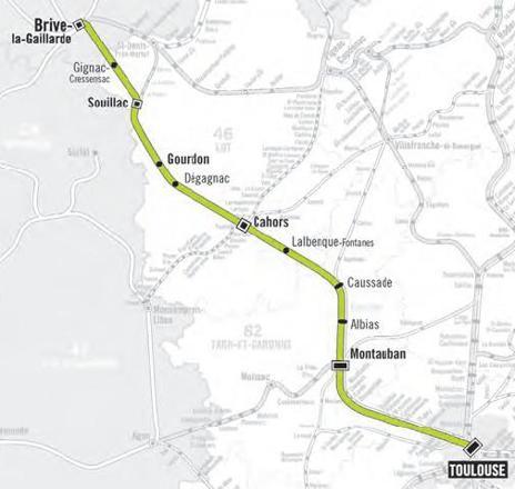 montauban toulouse train