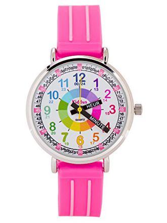 montre enfant pour apprendre l heure