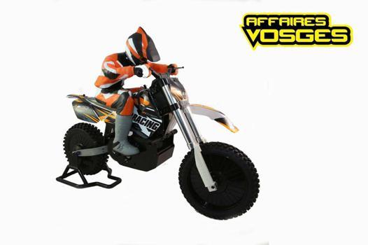 moto cross rc electrique