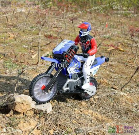 moto rc cross