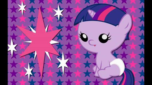my little pony bébé