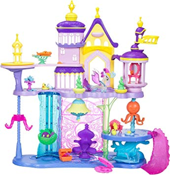 my little pony chateau