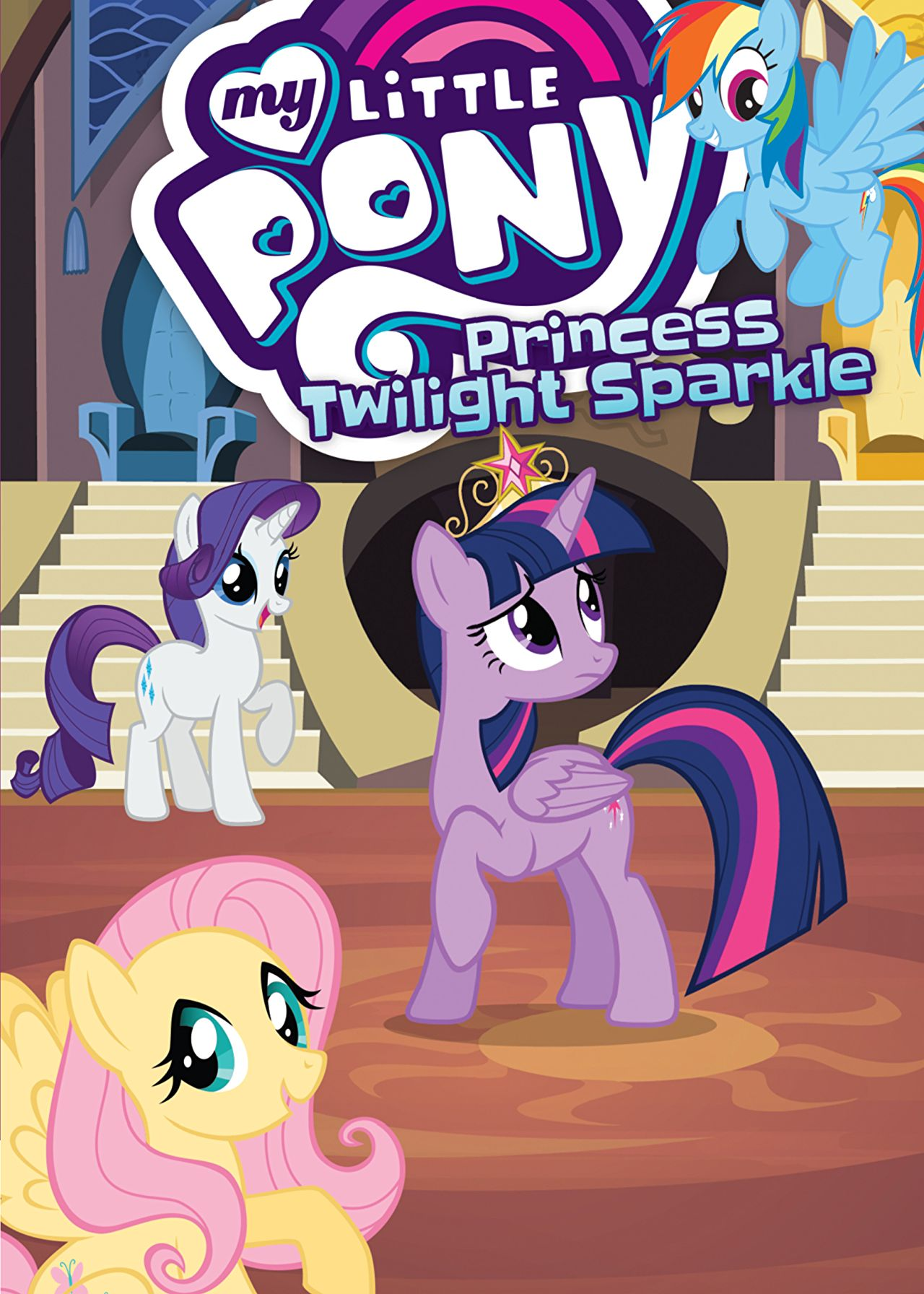 my little pony princesse twilight