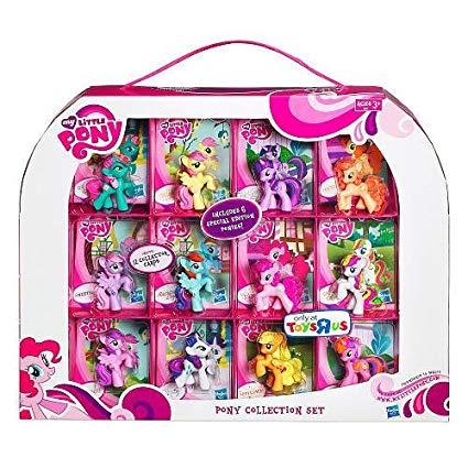 my little pony set