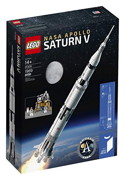 nasa apollo saturn v 21309