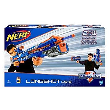 nerf elite longshot