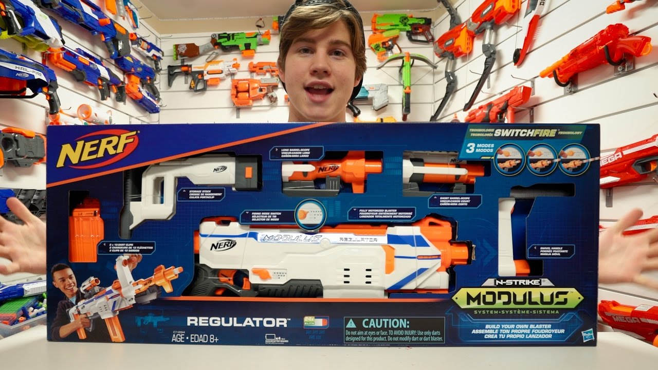 nerf elite modulus regulator