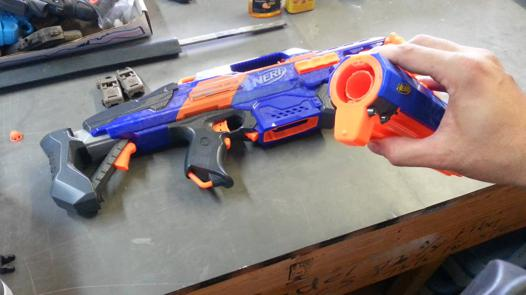 nerf longstrike barrel
