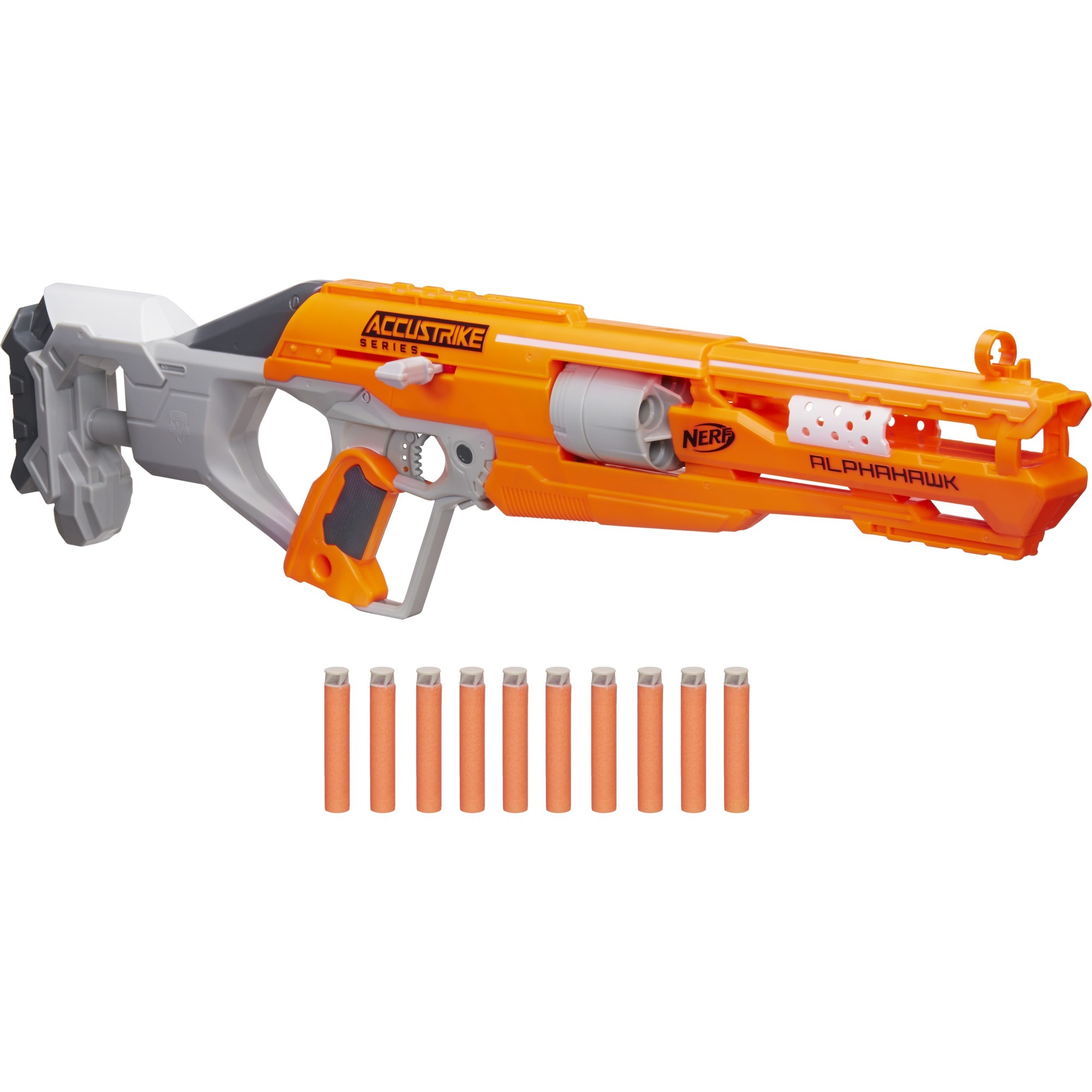 nerf orange
