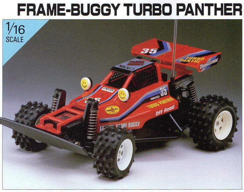 nikko buggy