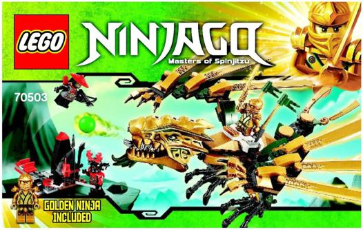 ninjago dragon d or