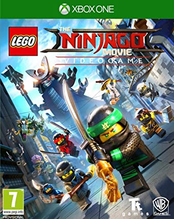 ninjago jeux video